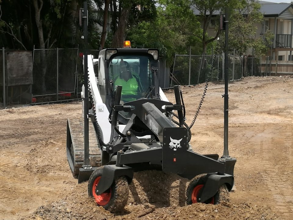 Bobcat Hire in Brisbane